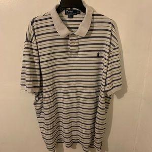 Polo Ralph Lauren Men's Striped Polo Shirt 2XL